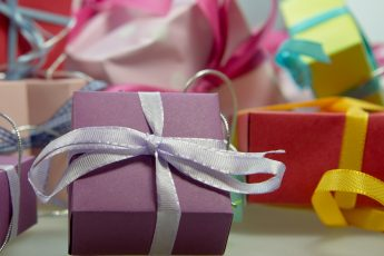 Holiday Shopping | a bunch of boxed presents